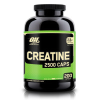 Креатин Optimum nutrition Creatine 2500 200 капс.