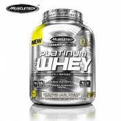 Протеин Muscle Tech Platinum 100% Whey Plus 2270 г.