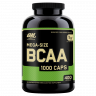BCAA Optimum nutrition BCAA 1000 400 капс.