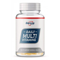 Витамины Geneticlab DAILY MULTIVITAMINE 90 Табл.